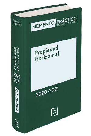 MEMENTO PROPIEDAD HORIZONTAL 2020-2021