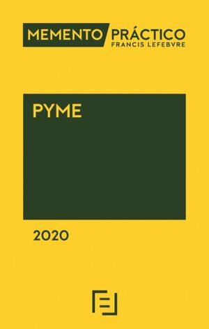MEMENTO PRACTICO PYME 2020