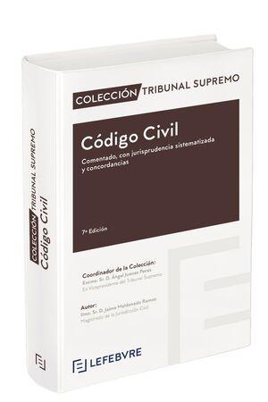 CÓDIGO CIVIL COMENTADO 7ª EDICION