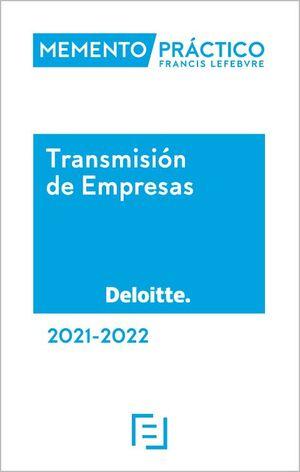 MEMENTO PRÁCTICO TRANSMISIÓN DE EMPRESAS 2021-2022