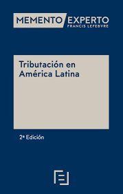 MEMENTO EXPERTO TRIBUTACIÓN EN AMÉRICA LATINA