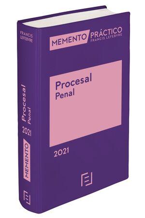 MEMENTO PRÁCTICO PROCESAL PENAL 2021