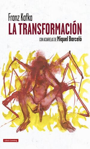 LA TRANSFORMACIÓN, CON ACUARELAS DE MIQUEL BARCELÓ