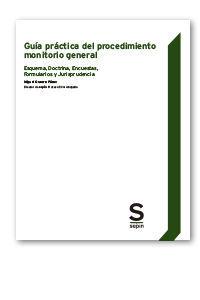 GUÍA PRÁCTICA DEL PROCEDIMIENTO MONITORIO GENERAL