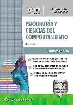 PSIQUIATRIA Y CIENCIAS DEL COMPORTAMIENTO