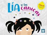 LIA Y LAS CANICAS