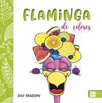 FLAMINGA DE COLORES