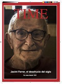 TIME.  JACINT FERRER, EL DESAHUCIO DEL SIGLO