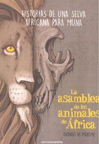 LA ASAMBLEA DE LOS ANIMALES DE AFRICA
