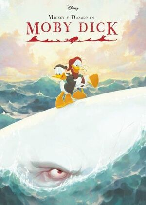 MICKEY Y DONALD EN MOBY DICK