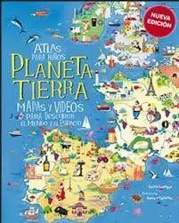 ATLAS PARA NIÑOS, PLANETA TIERRA