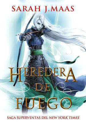 HEREDERA DE FUEGO - TRONO CRISTAL 3