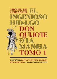 EL INGENIOSO HIDALGO DON QUIJOTE DE LA MANCHA (2 VOL.)