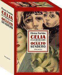 ESTUCHE -  CELIA EN LA REVOLUCION / OCULTO SENDERO
