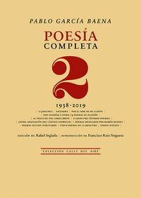 POESIA COMPLETA, 2 1938-2019