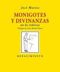 MONIGOTES Y DIVINANZAS EN 65 VIÑETAS