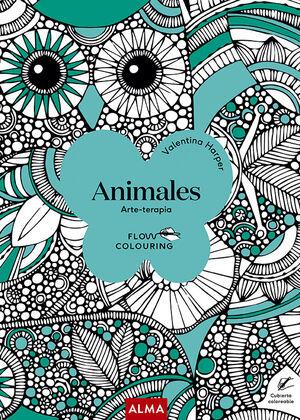 ANIMALES. ARTE TERAPIA
