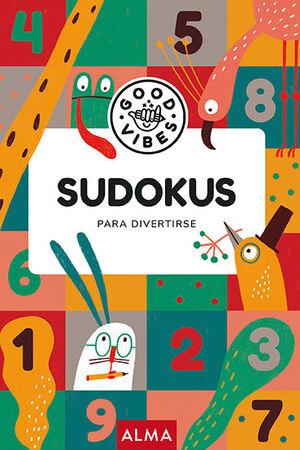 SUDOKUS PARA DIVERTIRSE