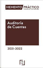 MEMENTO PRÁCTICO AUDITORÍA DE CUENTAS 2021-2022