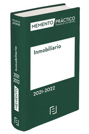 MEMENTO PRÁCTICO INMOBILIARIO 2021-2022
