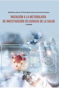 INICIACION A LA METODOLOGIA DE INVESTIGACION EN CIENCIAS DE LA SALUD