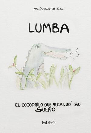 LUMBA, EL COCODRILO QUE ALCANZÓ SU SUEÑO