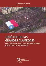QUE FUE DE LAS GRANDES ALAMEDAS? CHILE 1970 2020