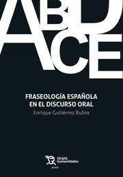 FRASEOLOGIA ESPAÑOLA EN EL DISCURSO