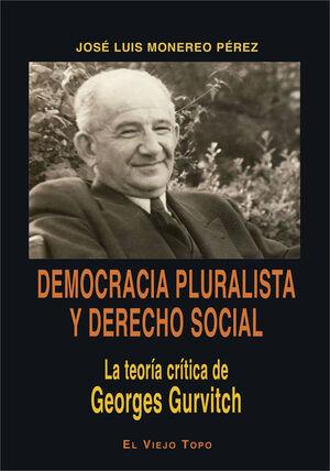 DEMOCRACIA PLURALISTA Y DERECHO SOCIAL