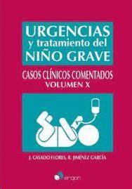 URGENCIAS Y TRATAMIENTO DEL NIÑO GRAVE T.X