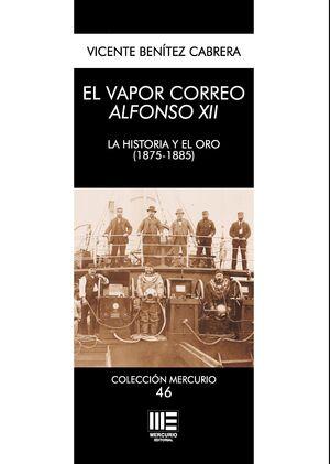 EL VAPOR CORREO ALFONSO XII