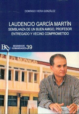 LAUDENCIO GARCÍA MARTÍN