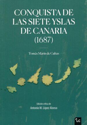 CONQUISTA DE LAS SIETE YSLAS DE CANARIA