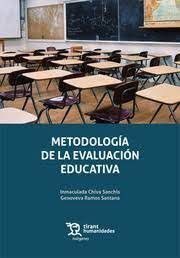 METODOLOGIA DE LA EVALUACION EDUCATIVA