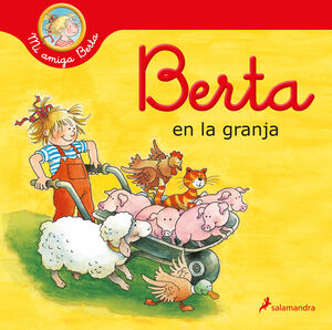 BERTA EN LA GRANJA  - MI AMIGA BERTA