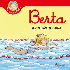 BERTA APRENDE A NADAR  - MI AMIGA BERTA