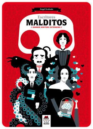 ESCRITORES MALDITOS. DAMNED WRITERS EXTENDIDO
