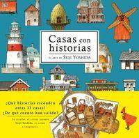 CASAS CON HISTORIAS. EL ARTE DE SEIJI YOSHIDA
