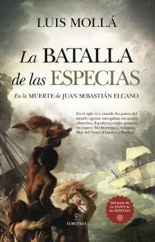 LA BATALLA DE LAS ESPECIAS EN LA MUERTE DE SEBASTIÁN ELCANO