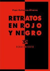 RETRATOS EN ROJO Y NEGRO