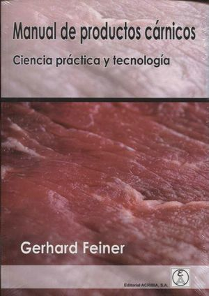 MANUAL DE PRODUCTOS CARNICOS