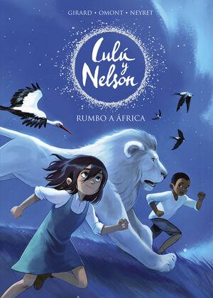 RUMBO A ÁFRICA. LULU Y NELSON 1