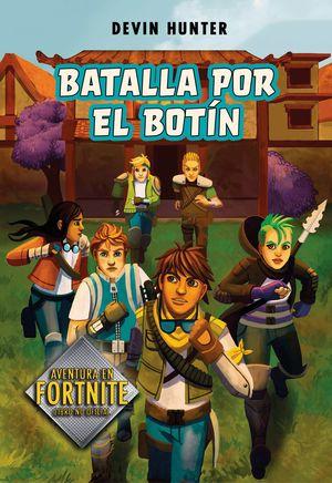 BATALLA POR EL BOTÍN
