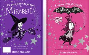 EL GRAN LIBRO DE MAGIA DE ISADORA Y MOON
