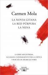 PACK - LA NOVIA GITANA / LA RED PÚRPURA / LA NENA
