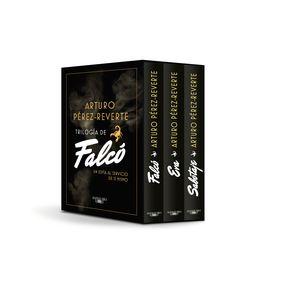 ESTUCHE TRILOGÍA DE  FALCÓ