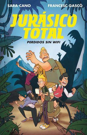 PERDIDOS SIN WIFI - JURÁSICO TOTAL 1