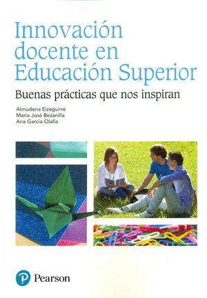INNOVACION DOCENTE EN EDUCACION SUPERIOR