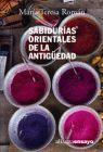 SABIDURIAS ORIENTALES DE LA ANTIGUEDAD