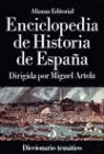 ENCICLOPEDIA DE HISTORIA DE ESPAÑA T.5